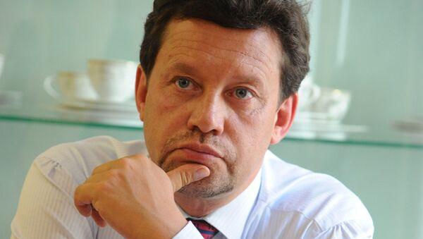 Заместитель председателя Комитета Государственной Думы Российской Федерации по экономической политике, инновационному развитию и предпринимательству Виктор Звагельский. Архивное фото