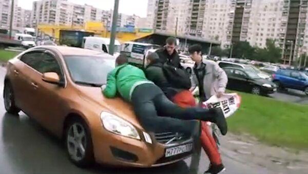 Дорожные войны: причины и последствия потасовок между водителями