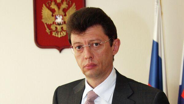 Дмитрий Скобелкин. Архивное фото