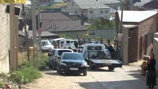 Место убийства Ахмеднаби Ахмеднабиева