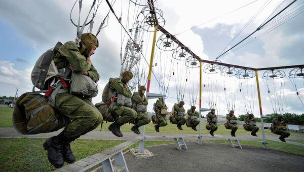 22-я отдельная Гвардейская бригада специального назначения в Ростовской области
