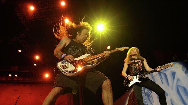 Легенды хеви-метал Iron Maiden выпустили новый студийный альбом Senjutsu