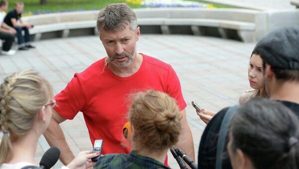 Регистрация кандидата в мэры Екатеринбурга Е.Ройзмана