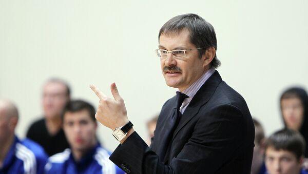Сергей Базаревич. Архивное фото