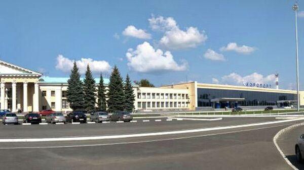 Аэропорт города Челябинска Баландино