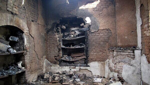 Последствия нападения на тюрьму в Пакистане
