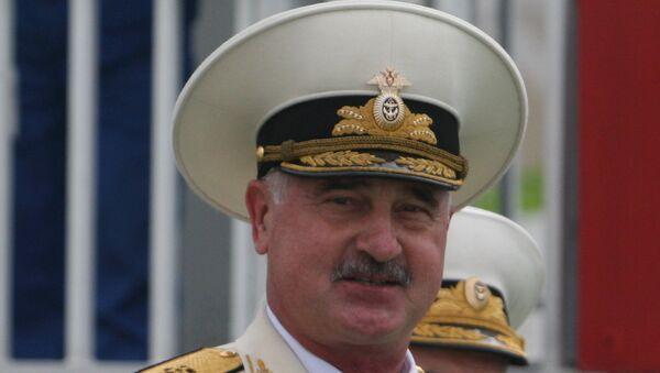Адмирал  Константин Сиденко