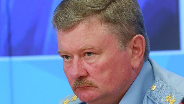 Начальник военно-учебного центра академии генерал-лейтенант Геннадий Зибров. Архивное фото