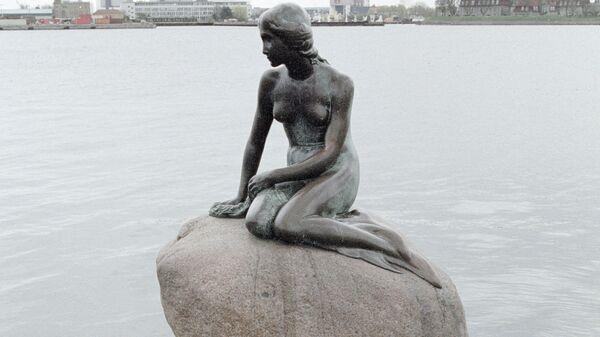 Скульптура Русалочка