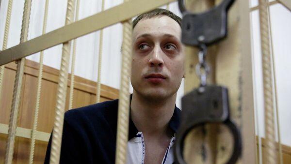 Рассмотрение ходатайства о продлении ареста по делу С.Филина