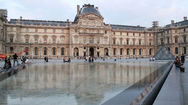 Музей Лувр. Франция