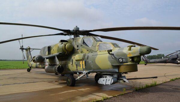 Вертолет Ми-28Н (Ночной охотник)