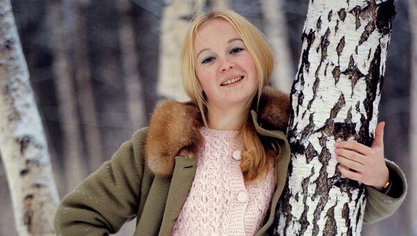 Актриса Наталия Богунова
