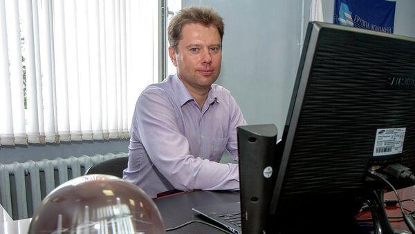 Вячеслав Гунгер, управляющий компании  ЭЛСИ Стальконструкция