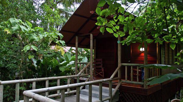 Бунгало эко-отеля