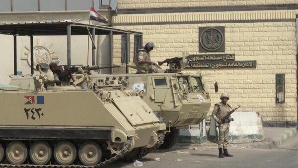 Освобождение Мубарака: обстановка у тюрьмы и мнение жителей Каира