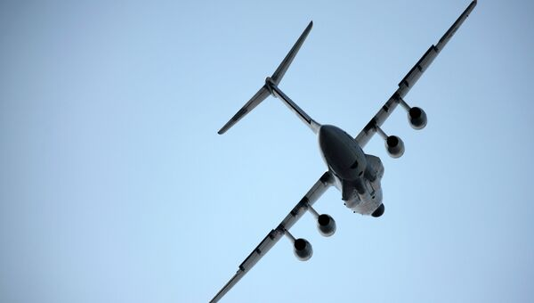 Тренировочные полеты участников авиасалона МАКС-2013
