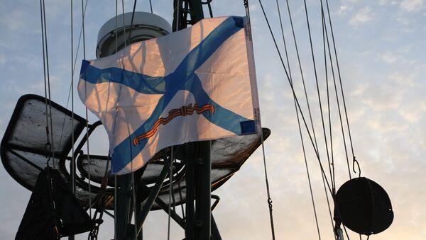 Каспийская флотилия. Архивное фото