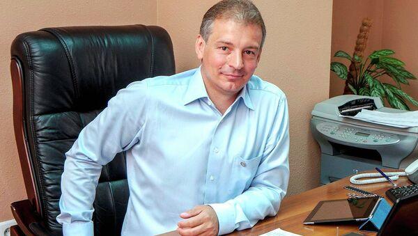 Михаил Куницын, исполнительный директор Ротари-округа 2225 (Восточная Россия)