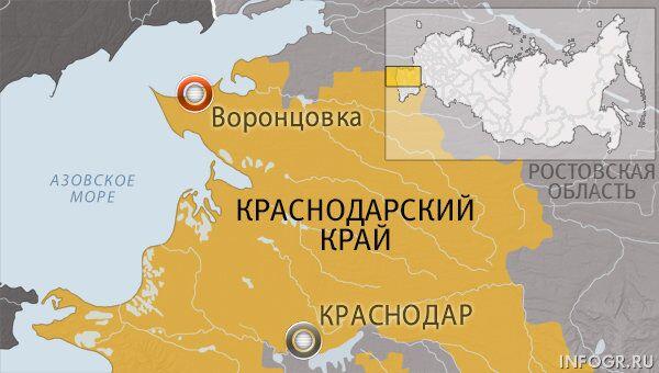 Воронцовка, Краснодарский край