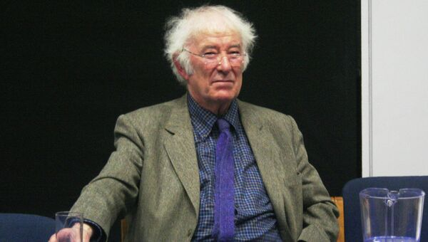 Ирландский поэт Шеймас Хини