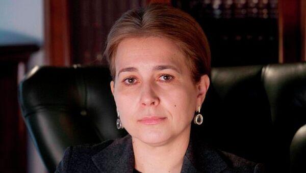 Генеральный секретарь Российского союза ректоров (РСР) Ольга Каширина, архивное фото