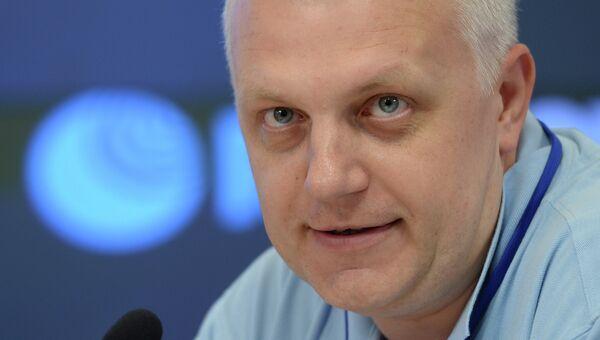 Журналист Павел Шеремет. Архив