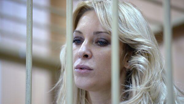 Елена Тищенко. Архивное фото