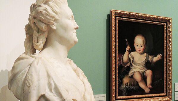 Выставка Романовы. Портрет династии в Историческом музее