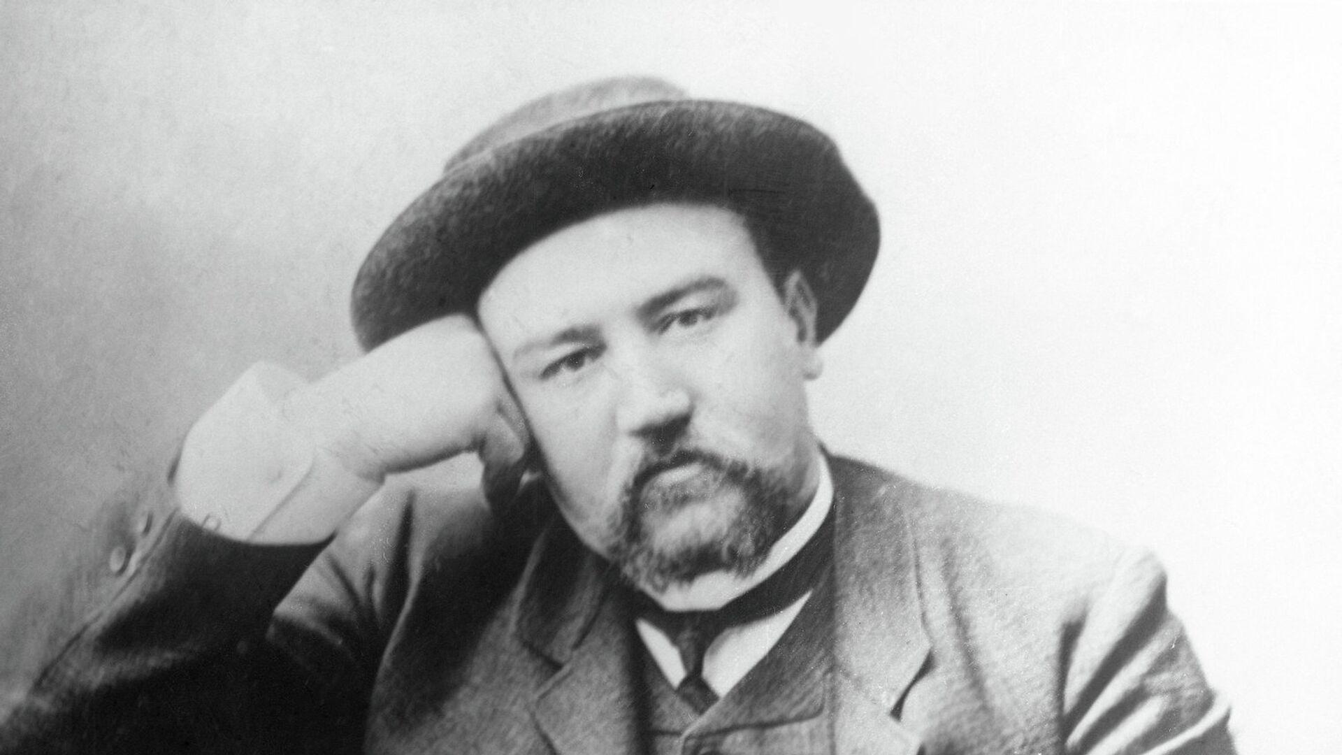 Писатель Александр Куприн - РИА Новости, 1920, 07.09.2020
