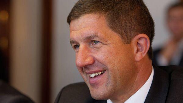 Заместитель председателя правления банка ВТБ Михаил Осеевский. Архивное фото