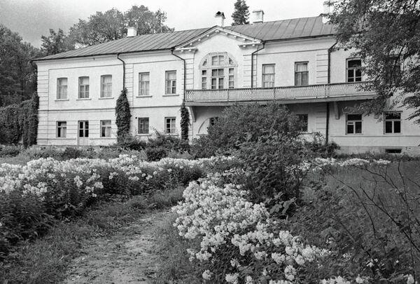 Музей-усадьба писателя Льва Толстого