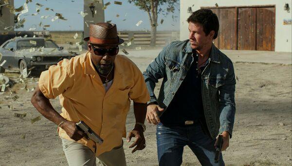 Кадр из фильма Два ствола