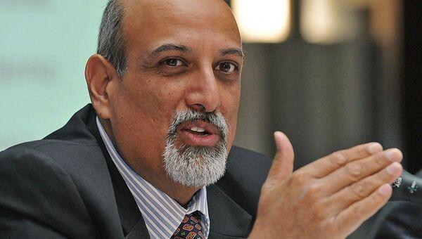 Председатель группы научных экспертов ЮНЭЙДС Салим Абдул Карим