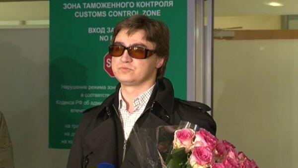 Сергей Филин рассказал, удалось ли немецким врачам вернуть ему зрение