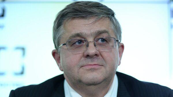 Сергей Краевой. Архивное фото