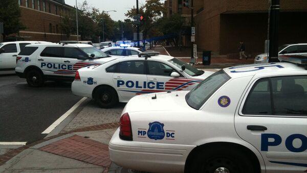 Полиция США. Архивное фото