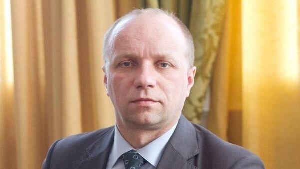 Проректор по стратегическому развитию ДВФУ Сергей Дубовицкий.