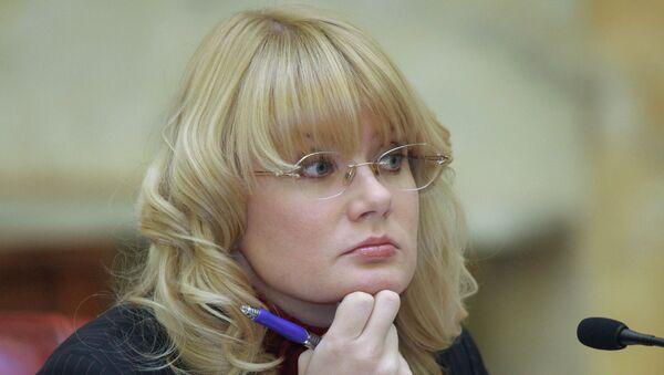 Наталья Сергунина, архивное фото