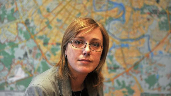 Заместитель Председателя Комитета по архитектуре и градостроительству города Москвы Татьяна Гук