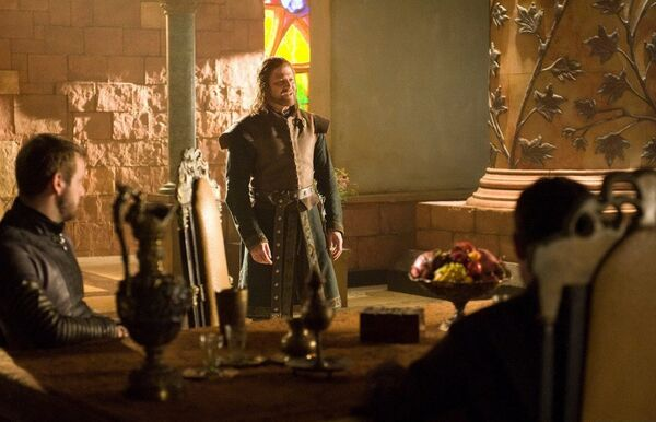 Кадр из сериала Игра престолов. Эддард Старк