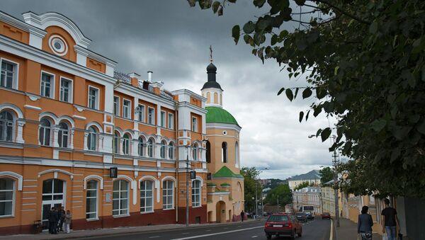 Смоленск. Архивное фото