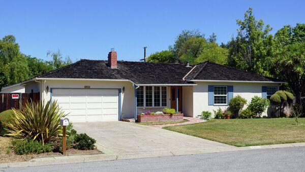 Ранчо в Лос-Альтос, где основатель корпорации Apple Стив Джобс собрал свой первый компьютер