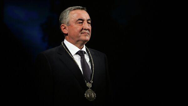 Мэр Великого Новгорода Юрий Бобрышев. Архивное фото