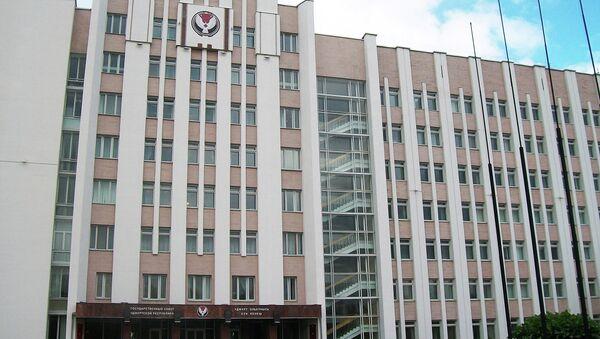 Здание Госсовета Удмуртии