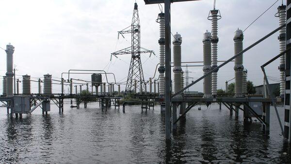 Энергомощность северной части Благовещенска увеличена в 2,5 раза
