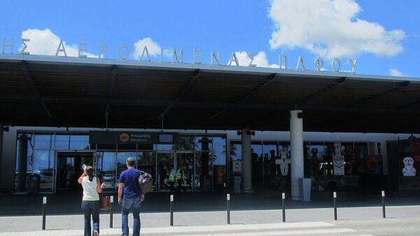 Аэропорт Пафос, Кипр