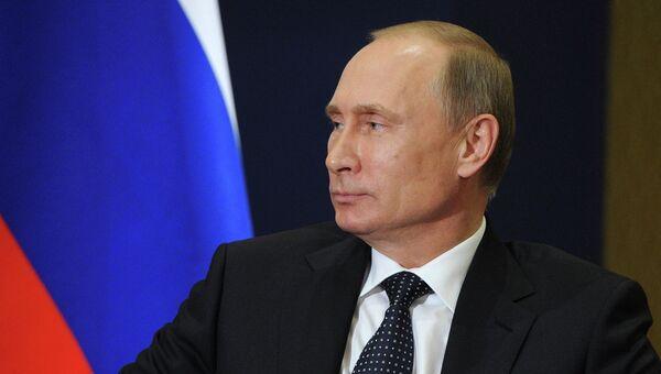 В.Путин на саммите АТЭС, фото с места события