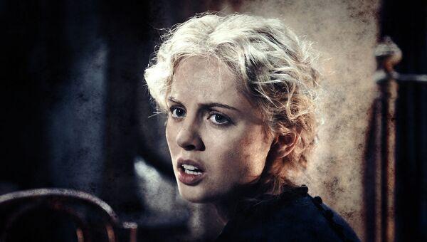 Кадр из фильма Сталинград. Маша