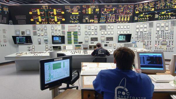 Нововоронежская атомная станция АЭС. Архивное фото